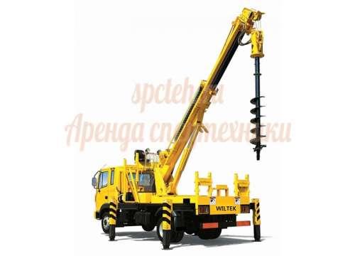 AICHI Камаз 4310