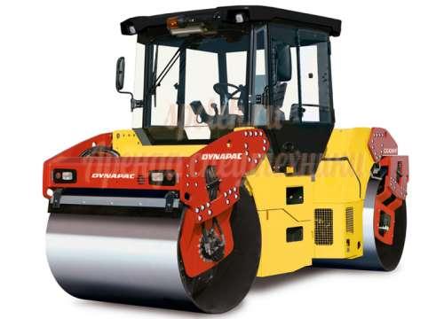 Каток АMMAN -110  13 тонн грунтовый с вибрацией